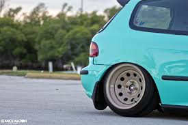 custom honda hatchback ballin u0027 on a budget stancenation form u003e function