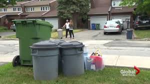 city of kitchener garbage collection pointe claire residents share tips for bi weekly garbage