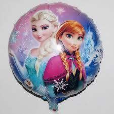 cheap balloons 10pcs lot cheap elsa air balloons party supplies