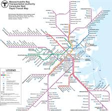 Metro Light Rail Schedule Take The Commuter Rail To Fenway Park Boston Red Sox