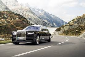 rolls royce outside first look 2018 rolls royce phantom viii canadian auto review
