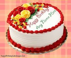happy birthday wishes brother with cake 25743wall jpg happy