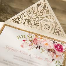 laser cut invitations wedding invitations laser cut wedding ideas