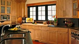 craftsman style kitchen cabinet doors mission style kitchen cabinets plazadelrey co