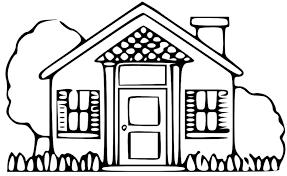 house beautiful logo wondrous design ideas home clipart house black and white clip art