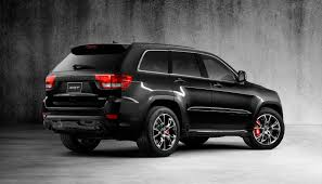 jeep grand cherokee srt8 alpine vapour special editions for