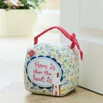 shabby chic doorstop decor house pinterest shabby and doors