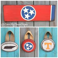 Of Tennessee Ornaments Stories The Boards Personalized Wood Signs My Town