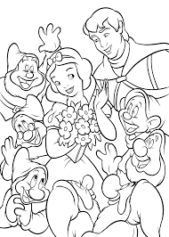 snow white coloring pages halloween pumpkin coloring4free