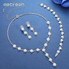 silver earrings bracelet set images Buy 100 fashion accessories jewelry watch sunglasses store jpg