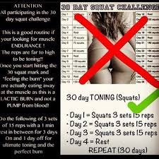 Challenge How Does It Work Does The 30 Day Squat Challenge Really Work The Surprising