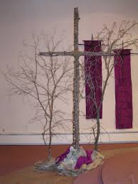 Easter Decorations Catholic Church by Church Decor In The Season Of Lent Church Environment Lent