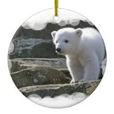 polar ornaments keepsake ornaments zazzle