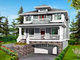 classic craftsman styling with drive under garage 23037jd classic craftsman styling with drive under garage 23037jd architectural designs house plans