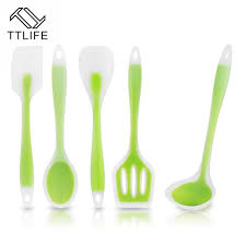 marque ustensile cuisine ttlife nouvelle marque 5 pièce ustensile de cuisine ensemble