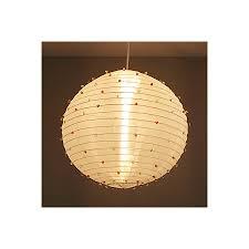 Beaded Pendant Light Shade Colours White Beaded Pendant Light Shade D 405mm Departments