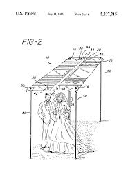 chuppah dimensions patent us5227215 prayer shawl wedding canopy patents