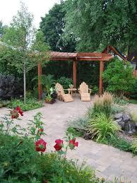 Houzz Backyard Patio by Backyard Landscaping Houzz Outdoor Furniture Design And Ideas