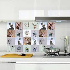 Pvc Kitchen Cabinet Doors Online Get Cheap Wallpaper Kitchen Cupboard Cover Aliexpress Com