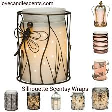 Pumpkin Scentsy Warmer 2012 by Silhouette Scentsy Warmer Wraps Are Available Now At Love Candle