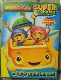 sticker pack team umizoomi 90 ct birthdays birthday
