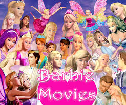 barbie movies 2001 2015