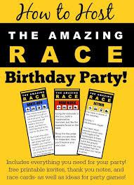 25 unique free printable birthday invitations ideas on pinterest