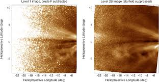 fading coronal structure and the onset of turbulence in the young