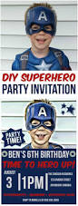make your own halloween party invitations best 25 superhero invitations ideas on pinterest superhero