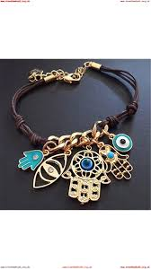 braid hand bracelet images Buy womens fashion hand of fatima hamsa evil eye pendants braid jpg