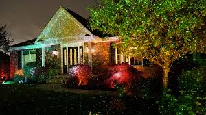 Christmas Lights Projector by Awesome Outdoor Christmas Laser Lights Decorating Outdoor