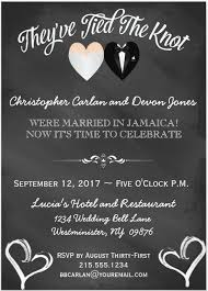 What To Put On Wedding Programs 21 Beautiful At Home Wedding Reception Invitations Wedding
