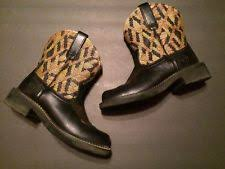 womens ariat fatbaby boots size 11 ariat fatbaby boots womens heritage 11 b gold