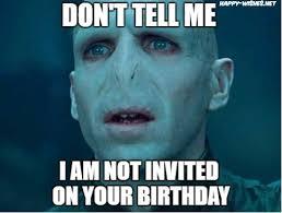 Funny Memes Birthday - 15 harry potter funny birthday meme happy wishes