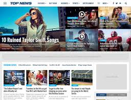 20 best news wordpress themes 2018 athemes