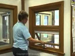 Awning Style Windows Awning Windows Operation U0026 Cleaning Youtube