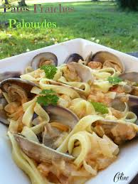 cuisiner la palourde tagliatelles fraîches aux palourdes les plaisirs de céline