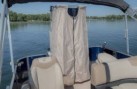 Pontoon Changing Room Curtain Crestliner 200 Rally Pontoon Pontoon Boats For Fishing U0026 Cruising