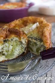 cuisine brocolis flan aux brocolis et camembert amour de cuisine
