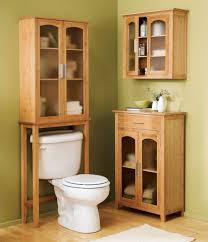 Bamboo Bathroom Cabinet Bamboo Bathroom Spacesaver Collection