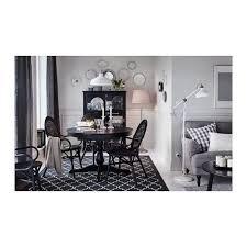 dining table with rug underneath hovslund matto matala nukka ikea home inspiration pinterest
