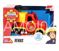 fireman sam venus fire engine push vehicle ebay