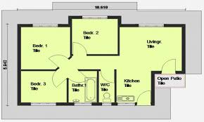Simple 3 Bedroom House Plans 4 Bedroom House Plans Indian Style Three Kerala