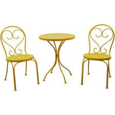 Yellow Bistro Chairs New And Used Outdoor Furniture For Sale In Hton Va Offerup