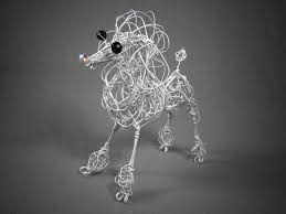 137 best whimsical wire animal sculpture images on pinterest
