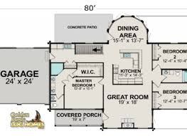 Ranch Style Log Home Floor Plans Ranch Style Log Home Plans Home Plan Floor Plans For Ranch Homes