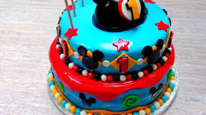 mickey mouse 1st birthday the cake don the mickey mouse 1st birthday cake