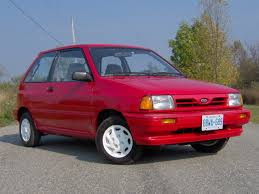 1993 ford fiesta specs and photos strongauto