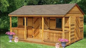 Derksen Portable Finished Cabins At Enterprise Center Youtube Rent To Own Storage Sheds Pa Youtube