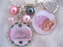 godmother necklace godmother gift godmother necklace photo pendant necklace or